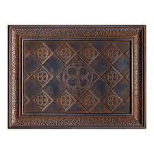 splashback tile silver penny round 12 in x 12 in x 8 mm