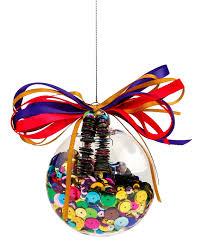 nicole crafts sequin disc ornament a c moore