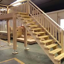 diy external stringers silverdale stairs new zealand