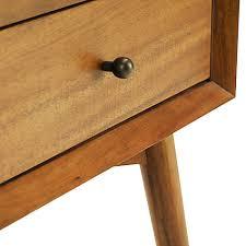 West Elm Bedside Table Buy West Elm Mid Century Bedside Table John Lewis