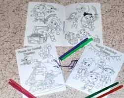 jake pirate coloring etsy
