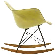 charles and ray eames rocking chairs 23 for sale at 1stdibs