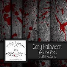 halloween background scrapbook paper 5 digital textures gory halloween textures jpeg photography