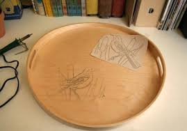 Design For Large Serving Tray Ideas Favorite Handmade Tray Projects 20 Easy Diy Serving Trays
