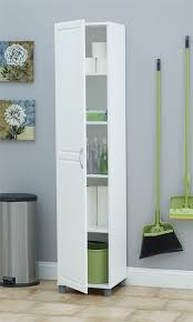 tall bathroom storage cabinets with doors white corner cabinet and
