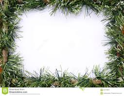 green tinsel christmas garland stock photo image 62479307