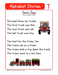 have fun teaching blog reading comprehension worksheet tom u0027s toys