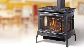Soapstone Gas Stove Gas Cast Appliance Hearthstone