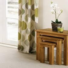 julian bowen coxmoor solid oak julian bowen coxmoor solid oak nest of tables furniture123