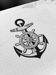 the 25 best anchor drawings ideas on pinterest compass and map