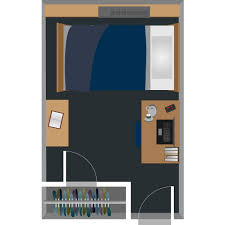 room layout braxton tower housing west virginia university
