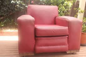 Red Armchair Red Armchair In Melbourne Region Vic Gumtree Australia Free