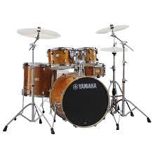 yamaha hardware pack yamaha stage custom 5 rock drum set with hw 780 pack 20