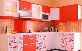 Kitchen Interiors Brilliant 90 Orange Kitchen Interior Decorating Design Of 72 Best