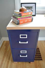 how to make a file cabinet desk with white com herpowerhustle and