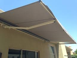Automated Awnings Retractable Awnings Royal Covers Of Arizona