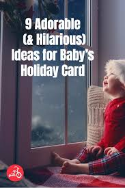 great baby holiday card ideas