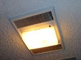 Nutone Bathroom Fan And Light Mr Fix It Heats Up The Bathroom Meador Org
