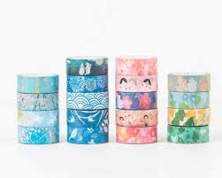washi tape kyoto series washi tape fall kawaii pen shop