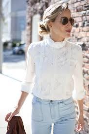 our chloe chiffon blouse as seen on maryorton fashion u0026 style