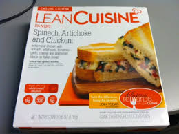 are lean cuisines healthy tasty lies frozen meal reviews lean cuisine healthy choice