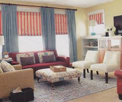 Valances For Living Room by Living Room Valances Ideas Cream Fabric U Shaped Sectional