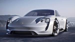 Home Office Design Youtube Porsche Mission E Concept Interior And Exterior Design Youtube
