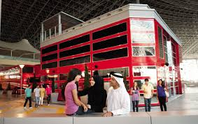 ferrari building ferrari world abu dhabi celebrates zayed u0027s nationuae the