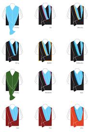 graduation gown rental graduation colours by degree academic dress