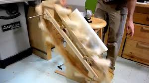 Rotating Stair Machine by Building The Slinky Machine Youtube
