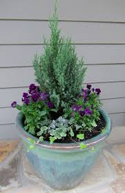 Summer Container Garden Ideas Converting Our Summer Containers To Winter Container Gardens