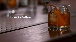 classic old fashioned cocktail my favorite cocktail french old fashioned youtube