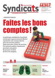 bureau du chomage bruxelles fgtb syndicats fgtb n 20 2016 publications