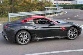 Ferrari California Custom - ferrari california replacement to get turbocharged v6 and or v8