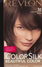 brown haircolor for 50 grey dark brown hair over 50 revlon colorsilk reviews photos makeupalley