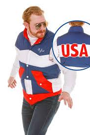 Flag Suit American Flag Ski Suits U0026 Usa Ski Collection
