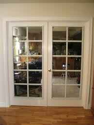 interior clear glass door with custom wood interior doors custom