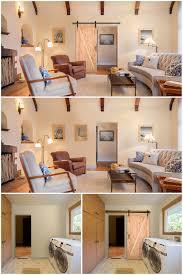 Knotty Alder Interior Door by Masonite 42 In X 84 In Z Bar Knotty Alder Interior Barn Door