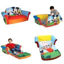 Mickey Mouse Fold Out Sofa Disney Mickey Mouse Toddler Sofa Storage Upholstered Kids Couch