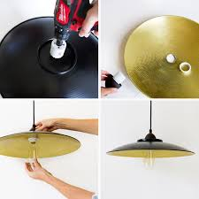 Light Bulbs For Pendant Lights Easy Diy Pendant Lamp U2013 A Beautiful Mess