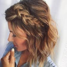step by step braid short hair 16 easy and cute braided hairstyles for short hair gurl com