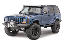 jeep grand cherokee bull bar smittybilt xrc multi optional design m o d front bumper with