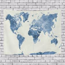 China World Map by Online Get Cheap World Map Tapestry Aliexpress Com Alibaba Group