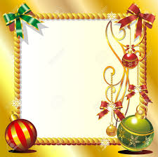 ornaments golden greeting card royalty free cliparts