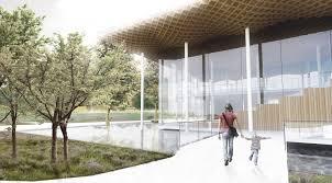 glass pavilion lafleche u2013 urban habitats