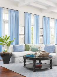 blue living room curtain ideas u2013 modern house
