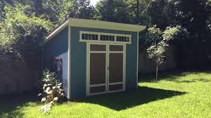 Backyard Studio Kits Costco Aston Shed Youtube
