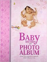 baby album buy baby record photo album bound par book at