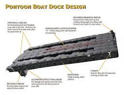 pontoon lift for 18 u0027 22 u0027 multi hull boat pontoon lifts