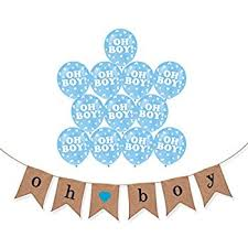boys baby shower baby shower decorations oh baby boy burlap banner